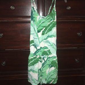 Old Navy Pants - Jungle Romper